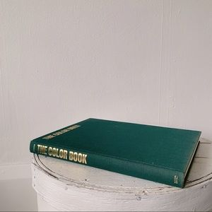The Colour Book - coffee table book